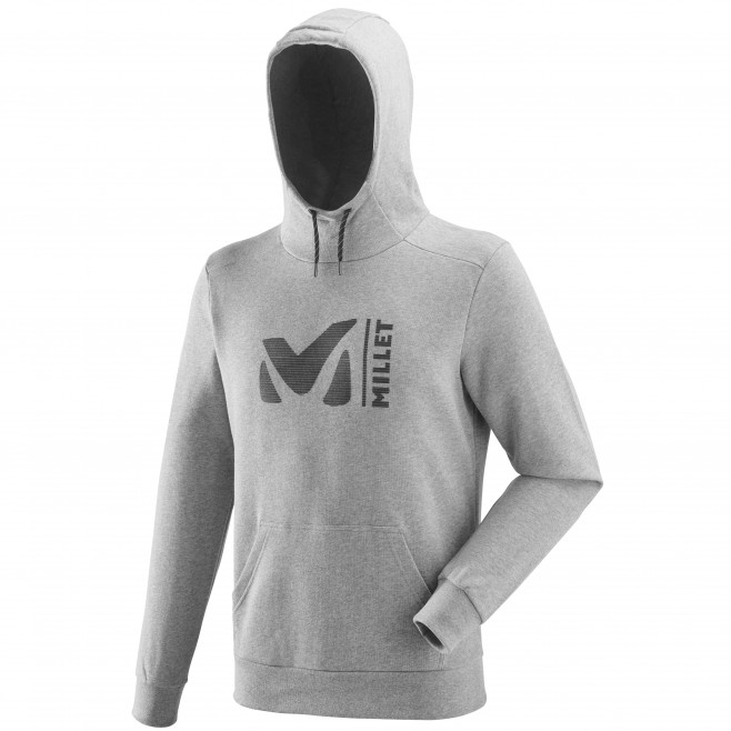 Sweat   - Homme - gris MILLET SWEAT HOODIE M Millet