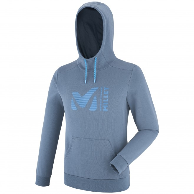 Sweat homme - escalade - bleu MILLET SWEAT HOODIE Millet