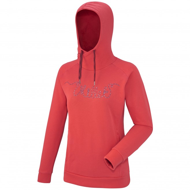 Escalade - sweat femme - Rose LD LINE ROPE SWEAT Millet