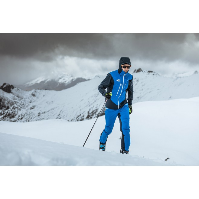 Polaire  - Homme  - bleu EXTREME RUTOR ALPHA COMPO HOODIE M Millet 3