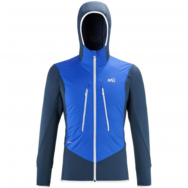 Polaire  - Homme  - bleu EXTREME RUTOR ALPHA COMPO HOODIE M Millet