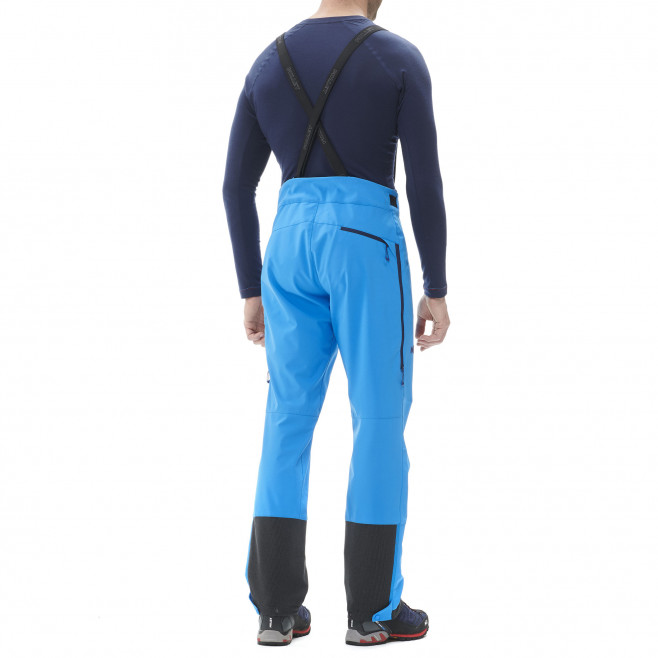 Pantalon coupe vent - homme - bleu NEEDLES SHIELD PANT M Millet 3