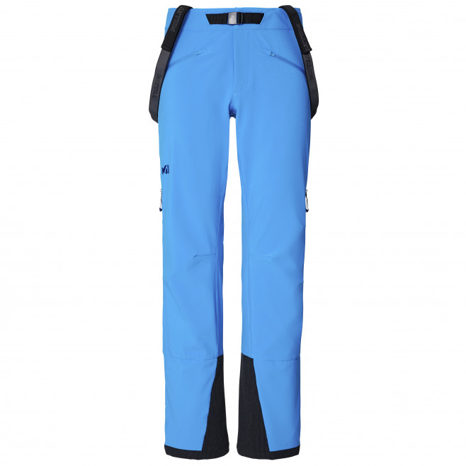 Pantalon coupe vent - homme - bleu NEEDLES SHIELD PANT M Millet