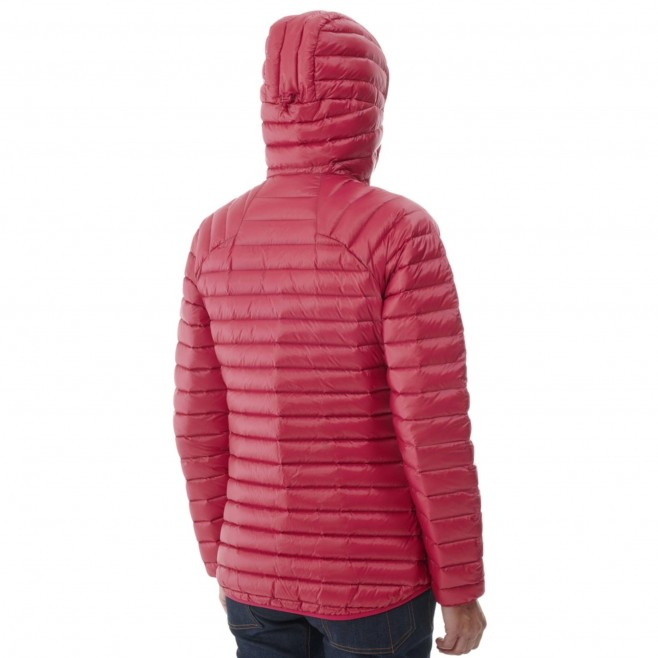 Doudoune  - Femme - rouge K SYNTH'X DOWN HOODIE W Millet 7
