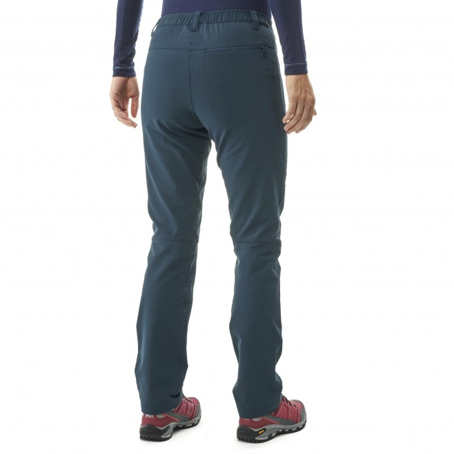 Pantalon coupe vent  - Femme - bleu marine ALL OUTDOOR PT W Millet 3