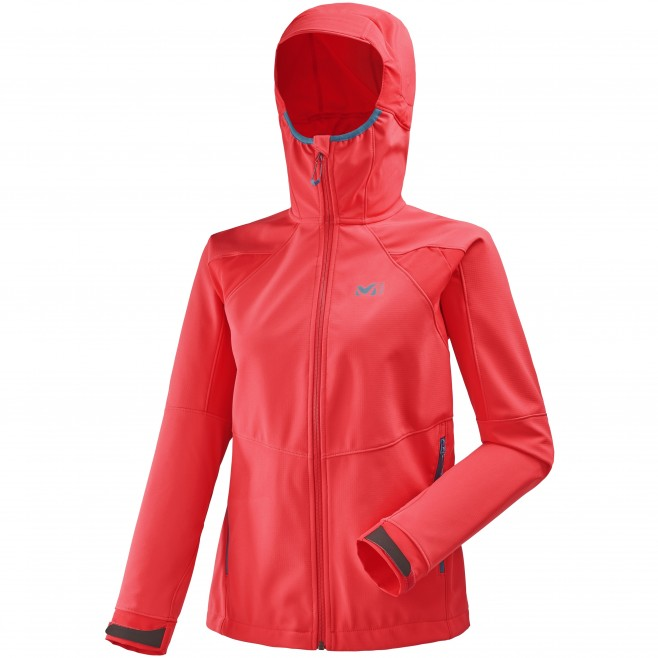 LD TOURING SHIELD HOODIE Millet France
