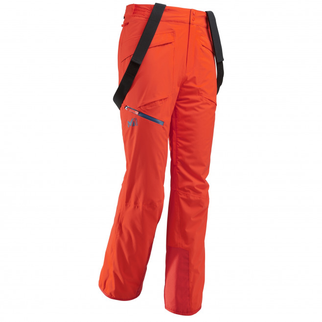 Pantalon homme - ski - orange HAYES STRETCH PANT  Millet