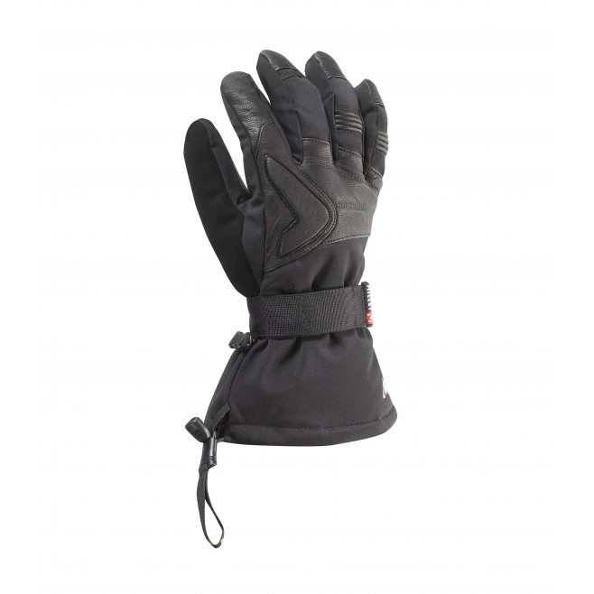 Gants imperméables  - Homme  - noir LONG 3 IN 1 DRYEDGE GLOVE Millet