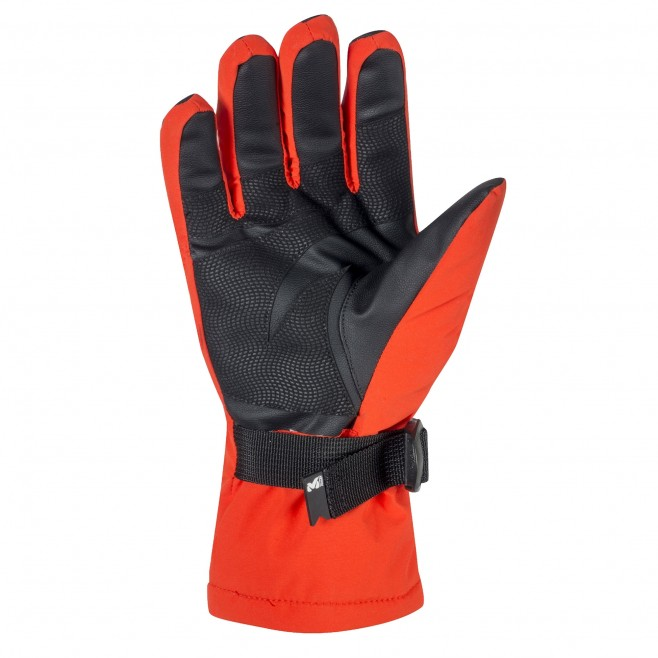 Gants homme - ski - orange ATNA PEAK DRYEDGE GLOVE Millet 2