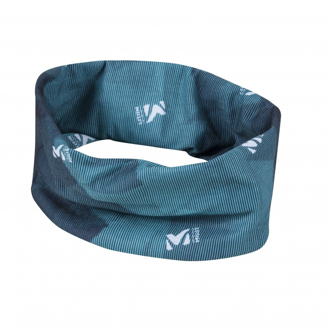 Tour de cou - alpinisme - bleu CORPORATE NECK WARMER Millet