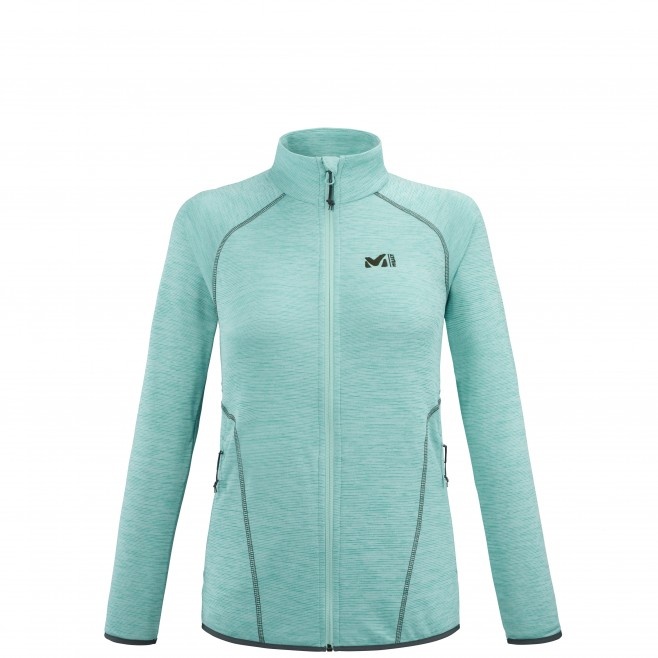 Polaire - Femme - Turquoise TWEEDY JKT W Millet