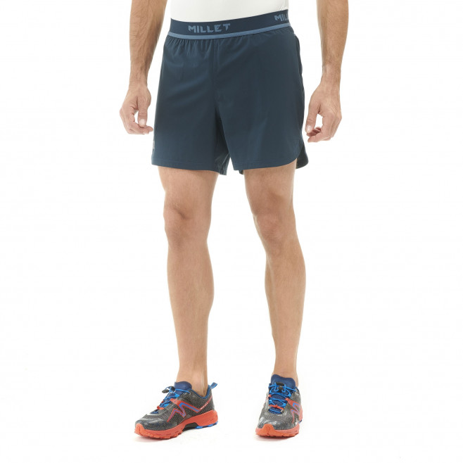 Short homme - trail - orange LTK INTENSE SHORT Millet 2