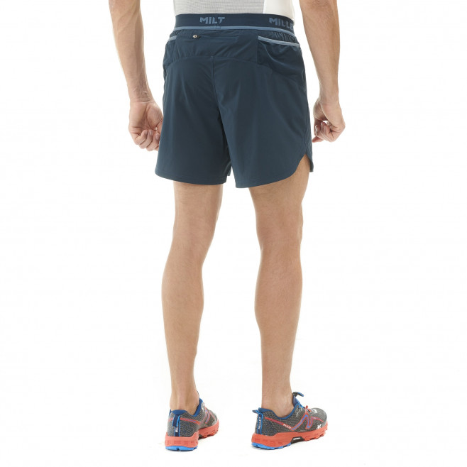 Short homme - trail - orange LTK INTENSE SHORT Millet 3