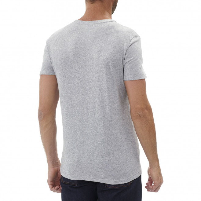 Tee-Shirt manches courtes homme - escalade - gris WAY UP TS SS Millet 3