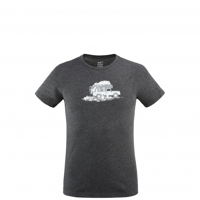 Tee-Shirt manches courtes - Homme - Noir PACK & LOAD TS SS M Millet