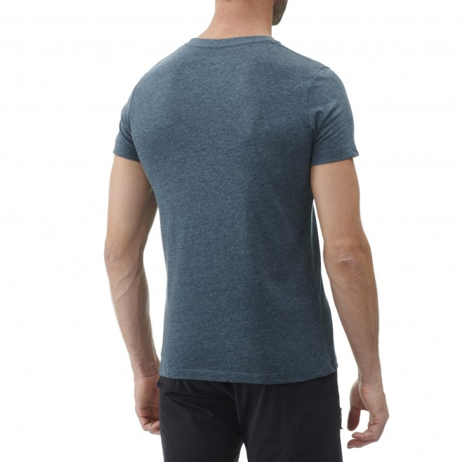 Tee-Shirt manches courtes - Homme - Noir PACK & LOAD TS SS M Millet 3