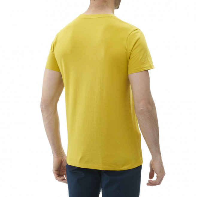 Tee-Shirt manches courtes homme - escalade - vert MILLET PAINT TS SS Millet 3
