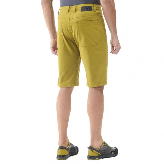 Short - Homme - vert OLHAVA STRETCH SHORT M Millet 3