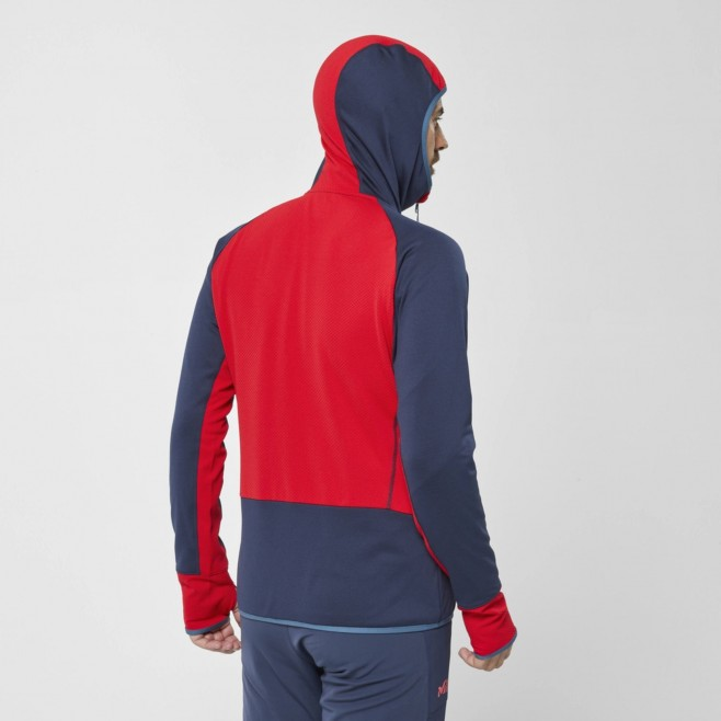 Polaire pour Homme - Bleu marine RUTOR THERMAL HOODIE M Millet 3