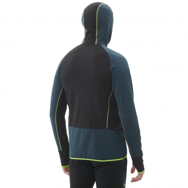 Polaire  - Homme  - bleu RUTOR THERMAL HOODIE M  Millet 3