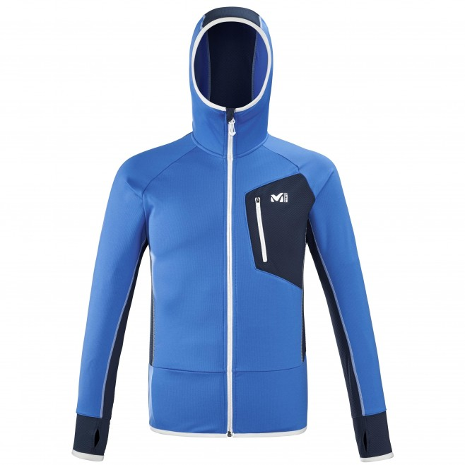 Polaire  - Homme  - bleu RUTOR THERMAL HOODIE M  Millet