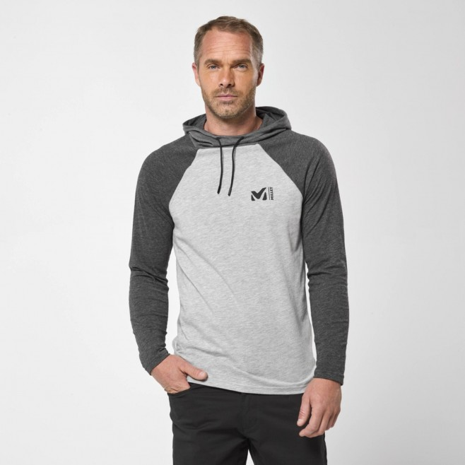Chemise pour Homme - Gris RED WALL LIGHT HOODIE M Millet 2