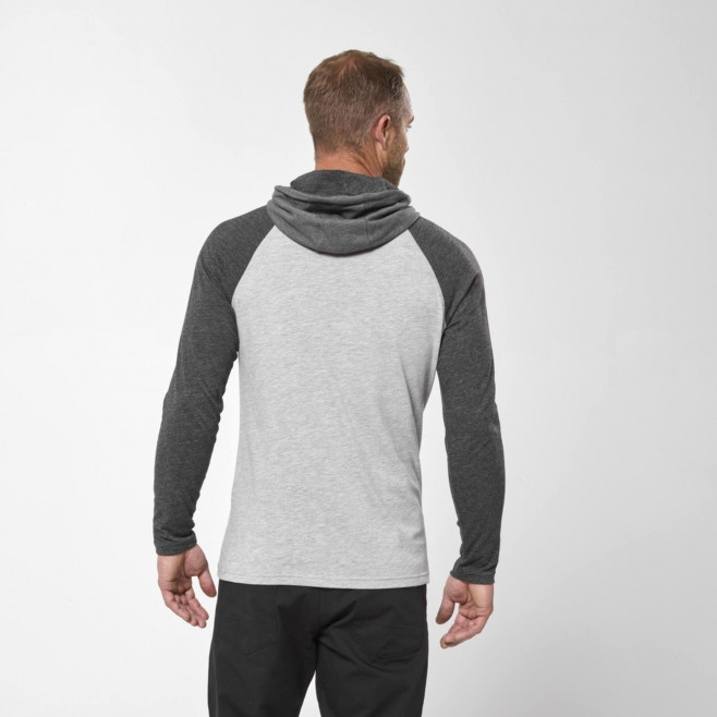 Chemise pour Homme - Gris RED WALL LIGHT HOODIE M Millet 3