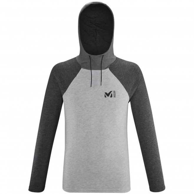 Chemise pour Homme - Gris RED WALL LIGHT HOODIE M Millet