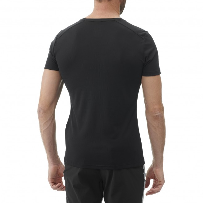 Tee-Shirt manches courtes - Homme - Vert BLACK MOUNTAIN TS SS M Millet 3