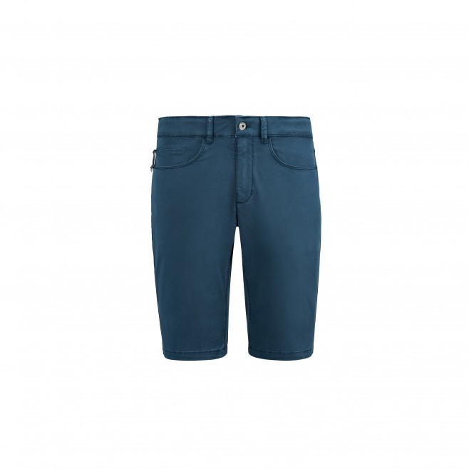 Short - Homme - bleu marine RED WALL STRETCH SHORT M Millet
