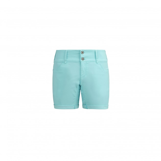 Short - Femme - turquoise RED WALL STRETCH SHORT W Millet