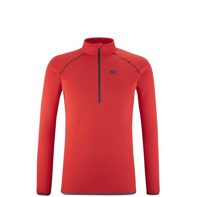 Polaire - Homme - rouge KOOTENAY ZIP M Millet