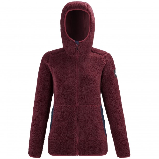 Polaire  - Femme - rouge FIZ SHERPA SHEEP HDIE W Millet