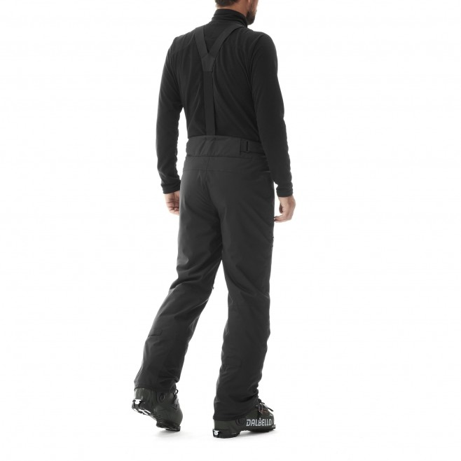 Pantalon imperméable  - Homme  - rouge ALAGNA STRETCH PT M Millet 3
