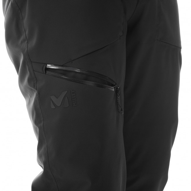 Pantalon imperméable  - Homme  - rouge ALAGNA STRETCH PT M Millet 5