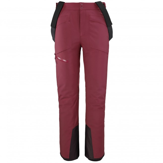 Pantalon imperméable  - Homme  - rouge ALAGNA STRETCH PT M Millet