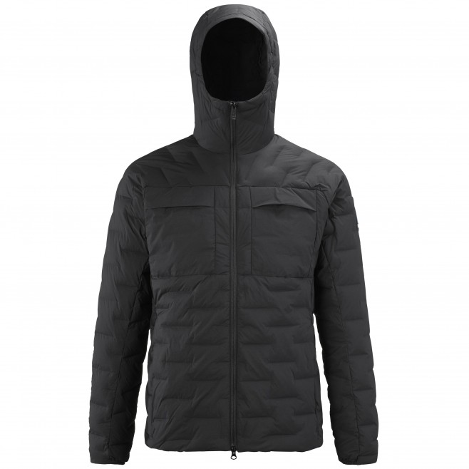 Polaire  - Homme  - noir TRILOGY SYNTH'X HOODIE M Millet