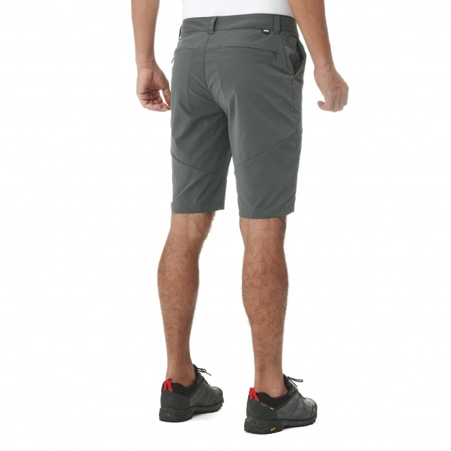 Short - Homme - Noir FUSE STRETCH SHORT M Millet 4