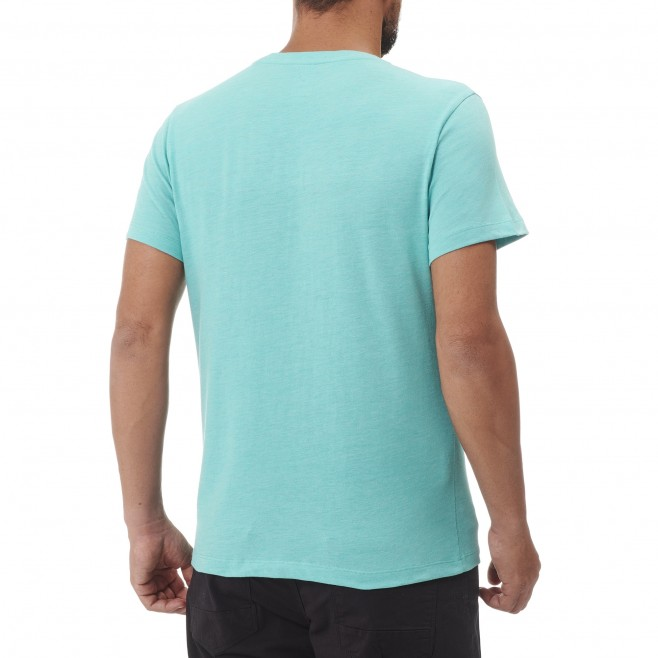 Tee-Shirt manches courtes - Homme - Bleu LIMITED COLORS TS SS M Millet 3