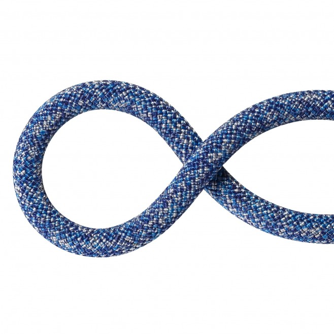 Corde a simple - Bleu ROCK UP 9,8mm 80m Millet 2