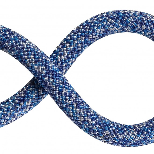 Corde a simple - Bleu ROCK UP 9,8mm 80m Millet 3