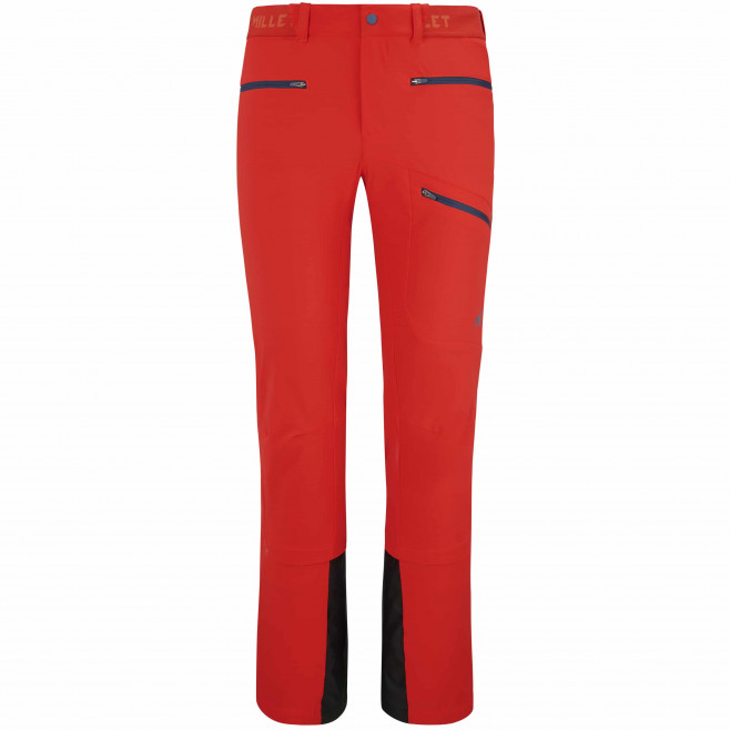 Pantalon softshell - homme - rouge EXTREME RUTOR SHIELD PT M Millet