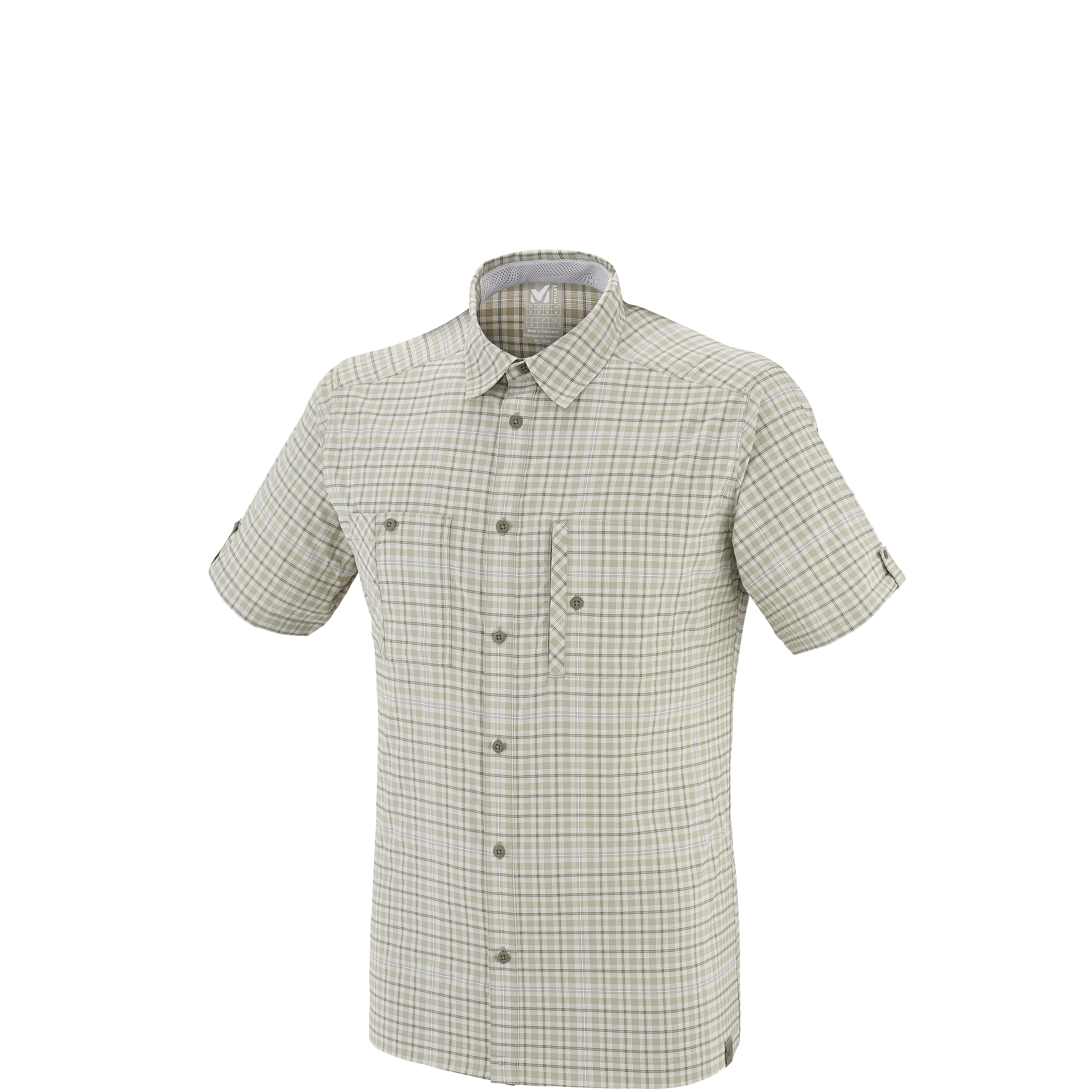 CASTLE PEAK STRETCH SHIRT SS