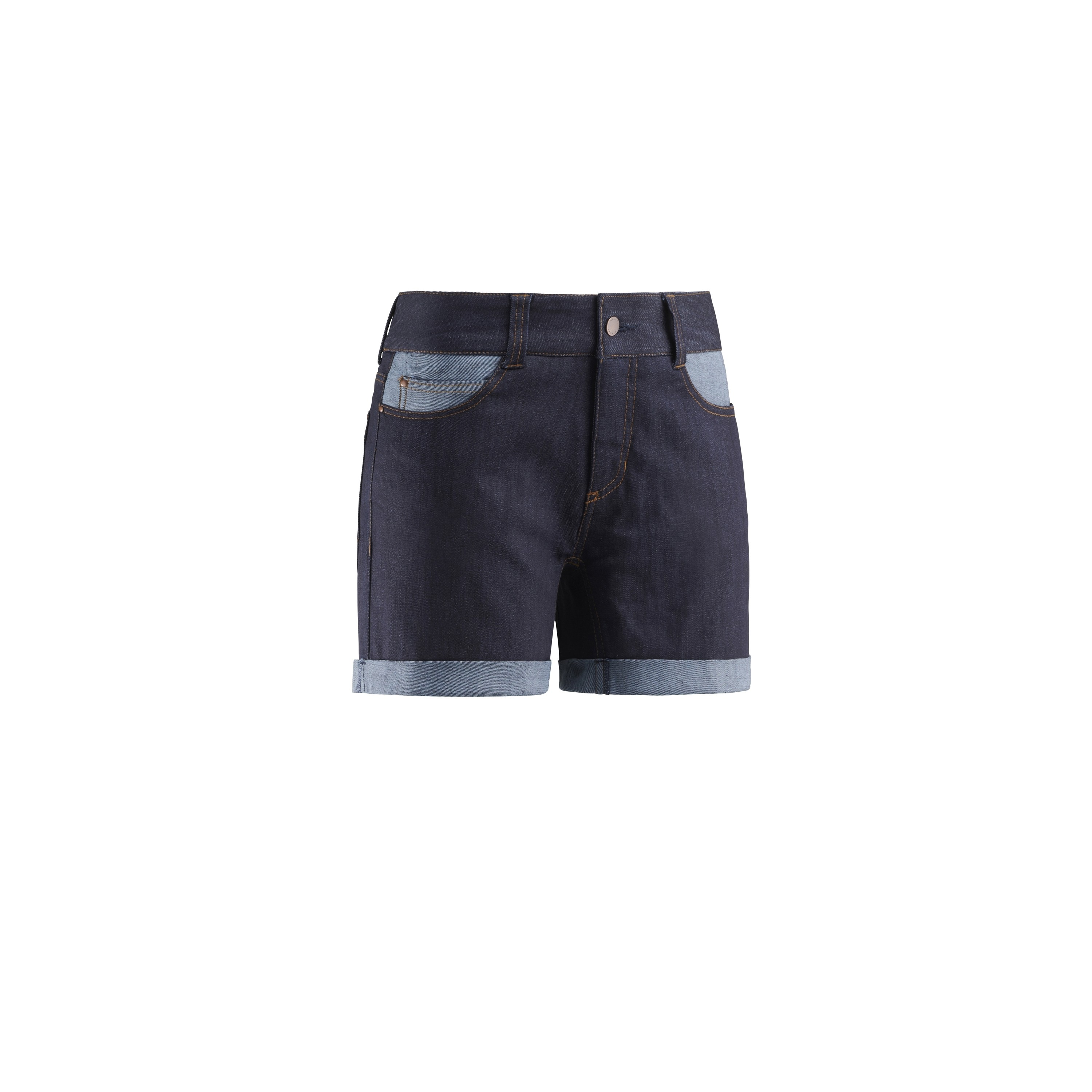 ROCAS BIO DENIM SHORT W