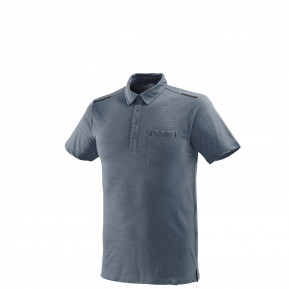 Imja Wool Polo Flint Millet France