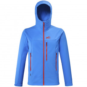 Track Hoddie M Electric Blue Millet France