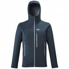 Track Hoddie M Orion Blue Millet France