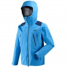 K Gtx Pro Jkt M Electric Blue Millet France