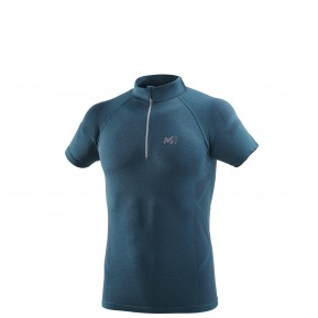 LTK SEAMLESS LIGHT ZIP SS M Millet France