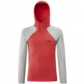 Red Wall Hdie M Fire/Heather Grey Millet France
